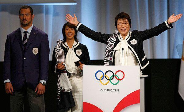 Презентация Токио в качестве столицы олимпийских игр 2016