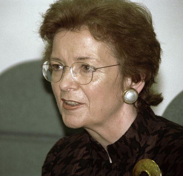 Экс-глава Ирландии Мэри Робинсон