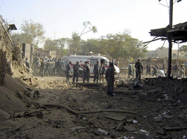 Теракт у посольства Индии в Кабуле