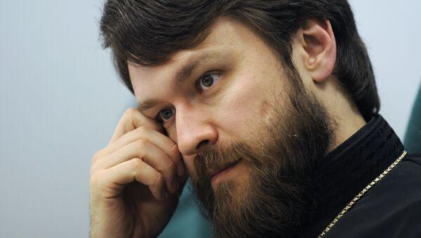 Русская церковь поддержит Сербскую в испытаниях - архиепископ Иларион