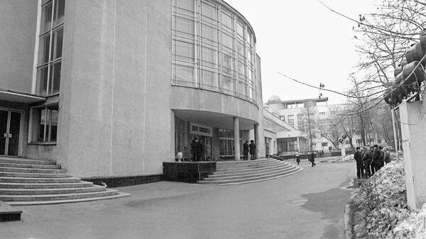 Дворец культуры автозавода им. Лихачёва (ЗИЛ) в Москве