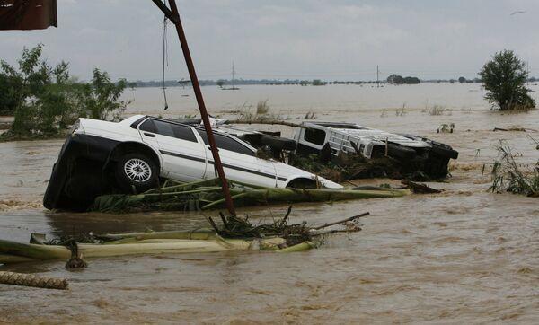 Последствия урагана Парма на Филиппинах