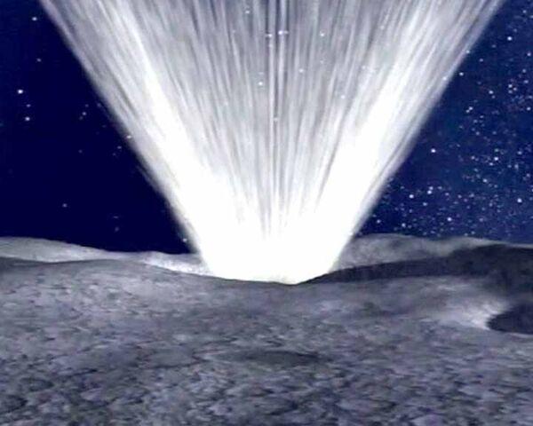 НАСА устроит взрыв на Луне