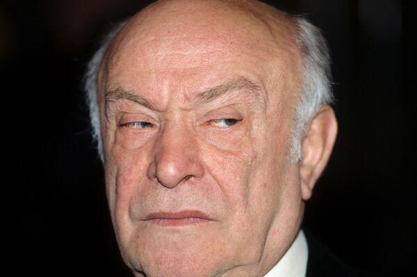 Кинорежиссер Р.Быков