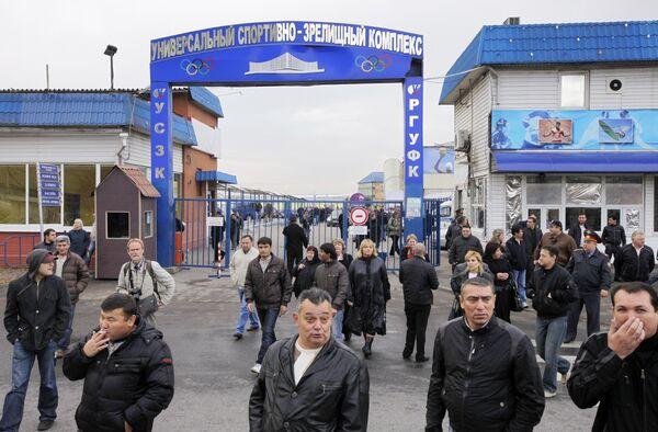 ВАС решит вопрос с собственностью на землю под Черкизовским рынком