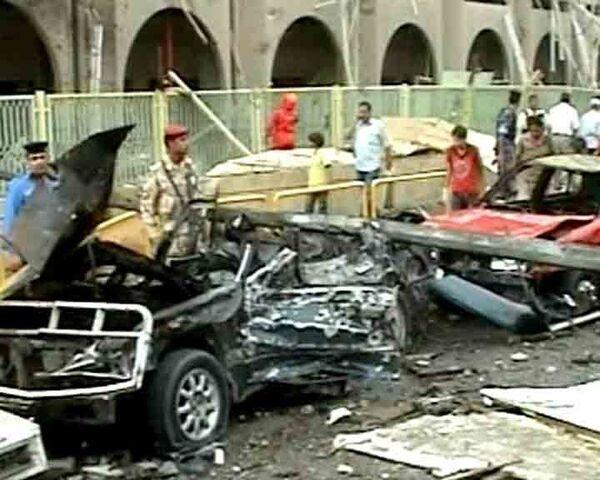 Более ста человек убиты, сотни ранены двумя взрывами в Багдаде