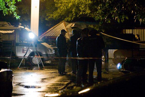 Возбуждено дело по факту убийства таджиком двух своих детей в Москве
