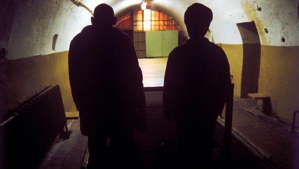 Тюрьма. Архив