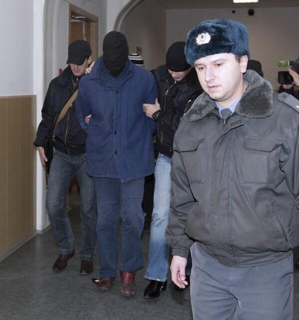 Арестованы обвиняемые в убийстве адвоката С.Маркелова и журналистки А.Бабуровой