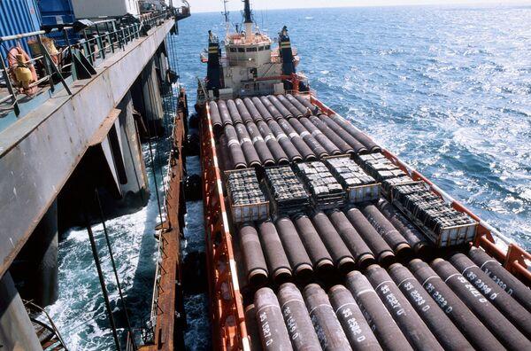 Nord Stream AG начнет экспорт газа в Германию в 2011 году