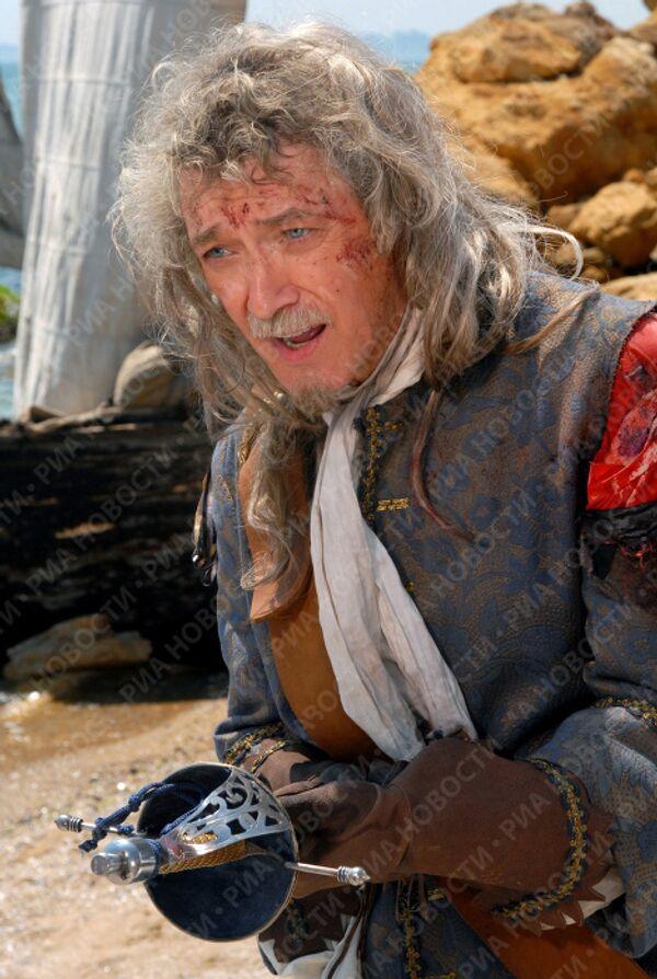 На экраны выходит новый фильм Г. Юнгвальда-Хилькевича Возвращение мушкетеров