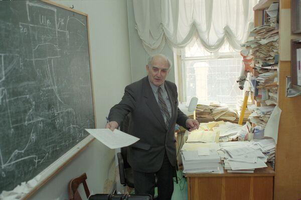 Академик Виталий Гинзбург