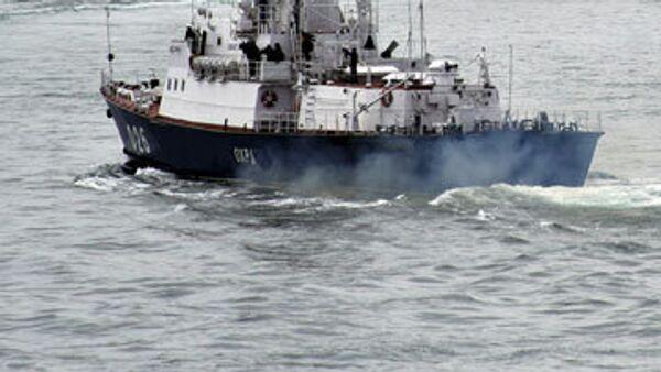 Судно береговой охраны