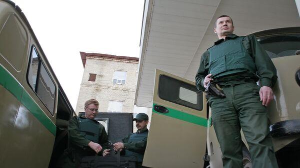 СКП возбудил уголовное дело по факту нападения на инкассаторов в Перми