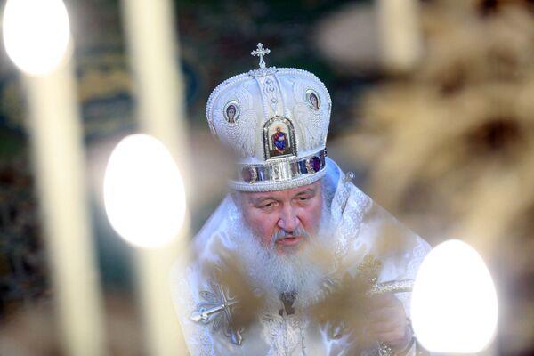 Патриарх молится о пострадавших и погибших при пожаре в Перми