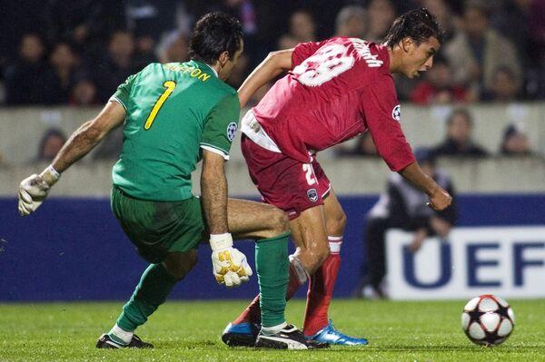 Футбол челси- ювентус счет 2009