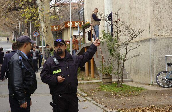 Мужчина открыл стрельбу в венгерском университете