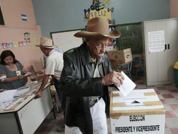 Президентские выборы в Гондурасе