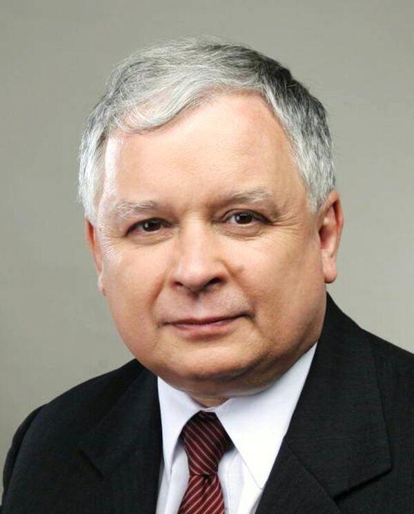Лех Качиньский