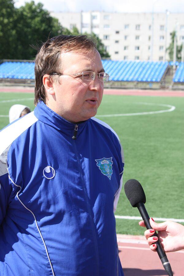 Сергей Кузьмин. Архив