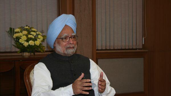 Премьер-министр Индии Манмохан Сингх - один из крупнейших мировых лидеров