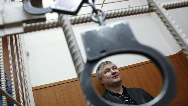 Игорь Изместьев. Архивное фото