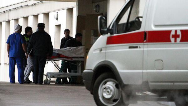 Пострадавшие при взрыве в Ингушетии будут госпитализированы в Москву