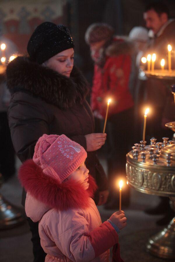 Панихиды по погибшим в Перми прошли на девятый день после трагедии