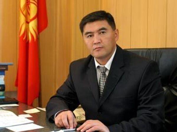 Камчибек Ташиев