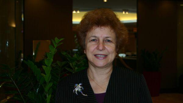 Председатель Европейского русского альянса, депутат Европарламента Татьяна Жданок. Архивное фото