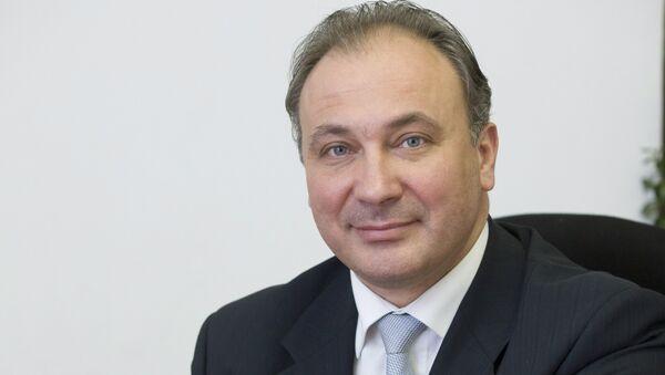 Префект Центрального административного округа города Алексей Александров.