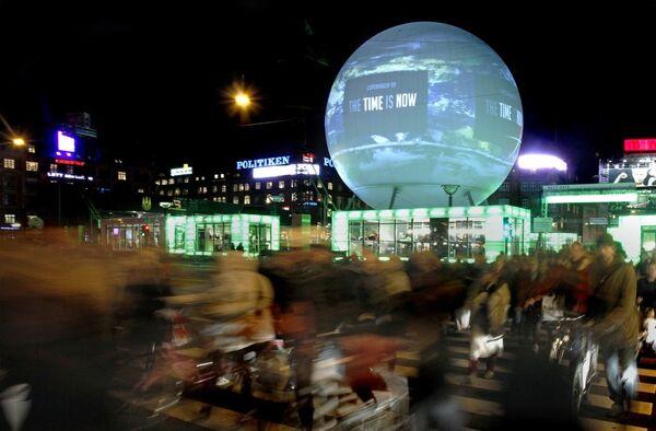 Очередная конференция по климату пройдет через шесть месяцев в Бонне