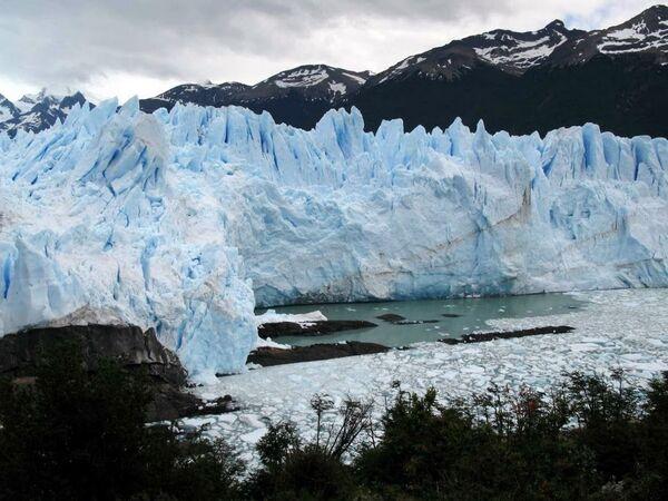 Ледники в Аргентине