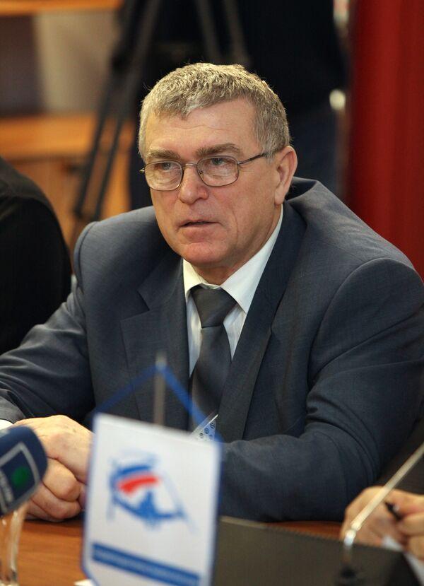Президент Федерации лыжных гонок России Владимир Логинов. Архив