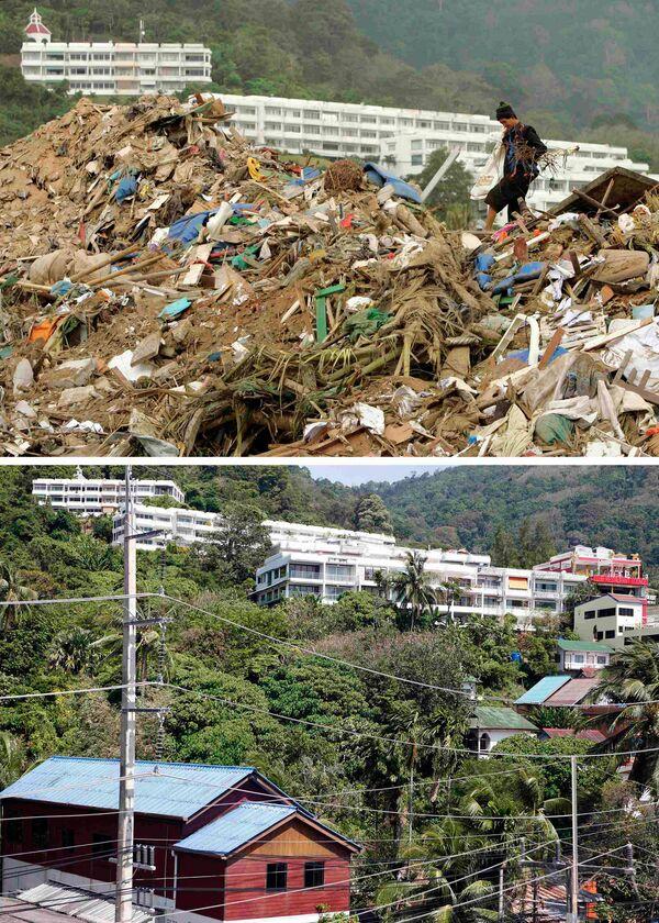 Землетрясение на Суматре 26 декабря 2004 года. Справка