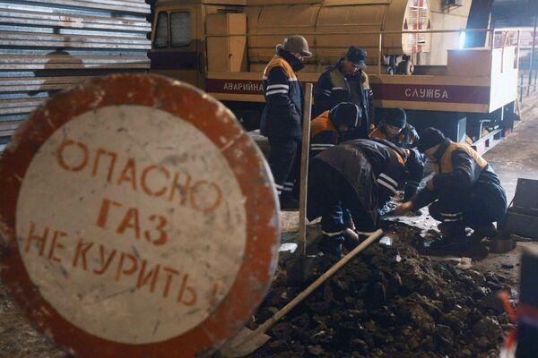 Отселение новосибирцев из-за аварии на газопроводе не потребовалось