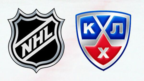 НХЛ и КХЛ