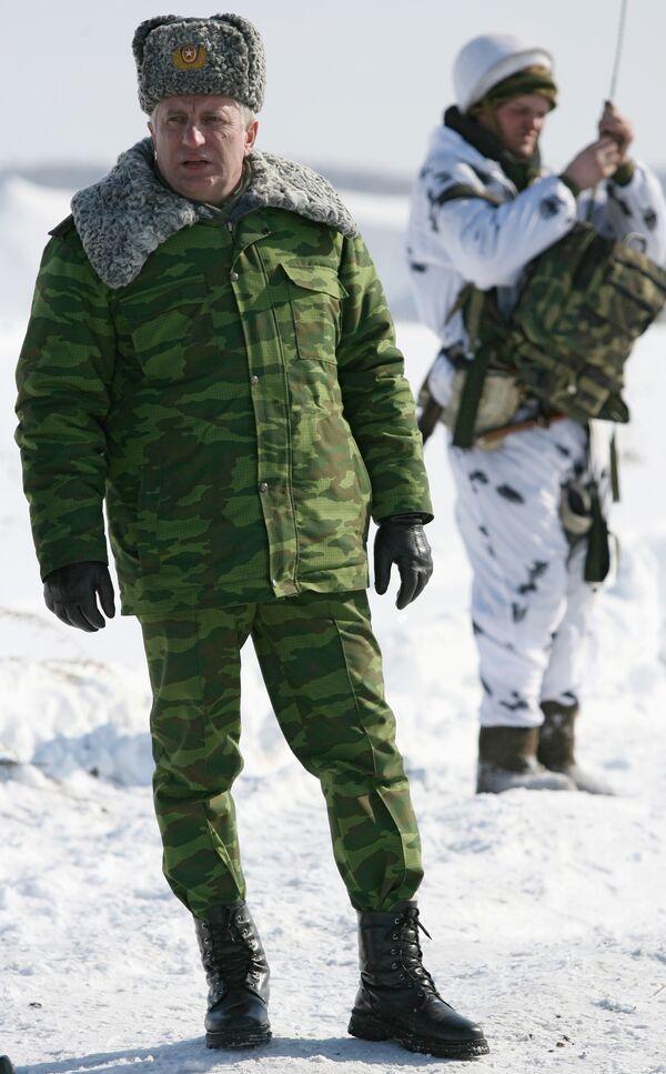 Александр Постников сменил на посту главнокомандующего сухопутными войсками России Владимира Болдырева