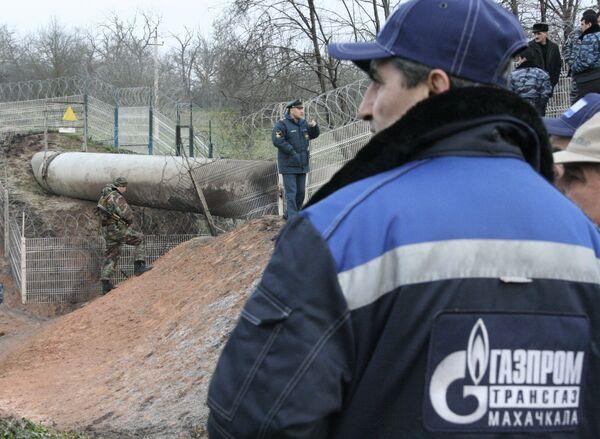 В Дагестане подорван магистральный газопровод Моздок-Казимагомед