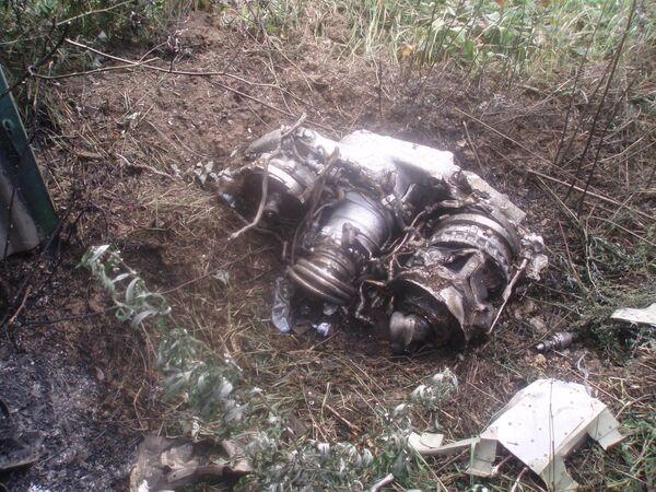 Обнаружено место падения пропавшего в Хабаровском крае Су-27 СМ