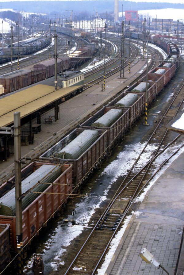 Поезд. Архив