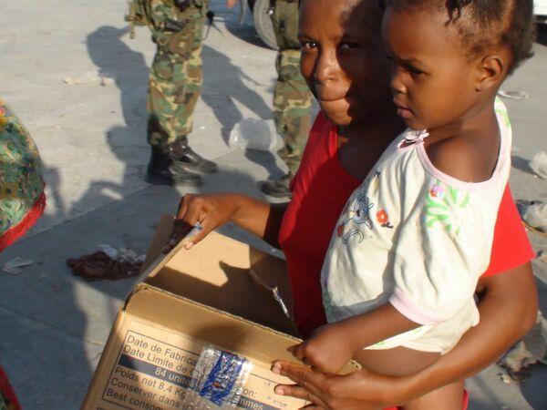 СЕвросоюз выделит на помощь Гаити 1,2 миллиарда евро