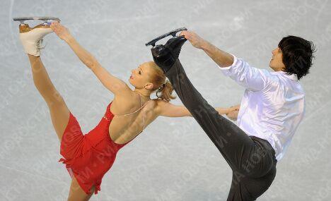 Мария Мухортова и Максим Траньков