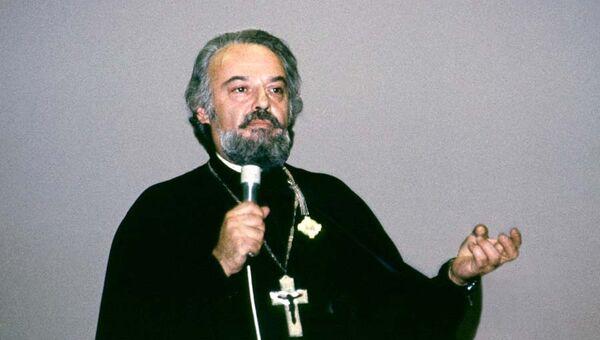 Александр Владимирович Мень. Архивное фото