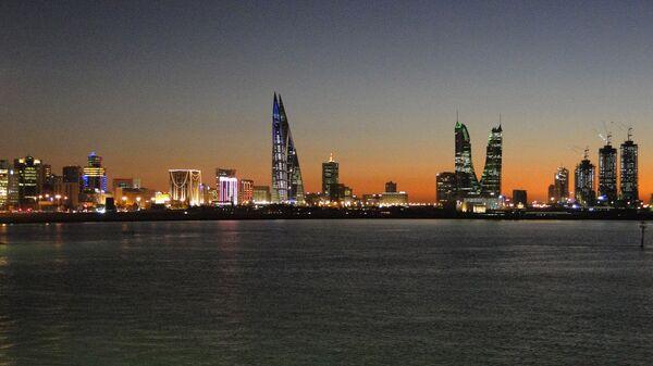 Манама, Бахрейн. Архивное фото