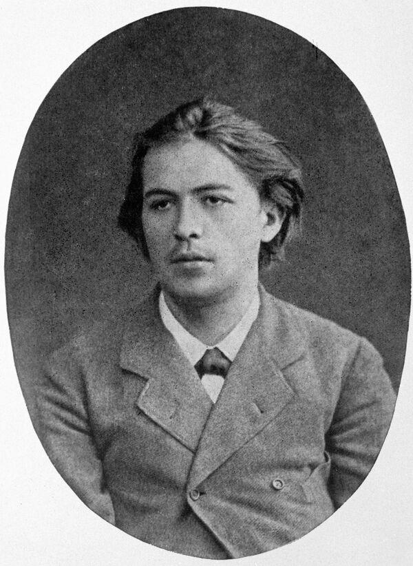 Антон Чехов в студенческие годы