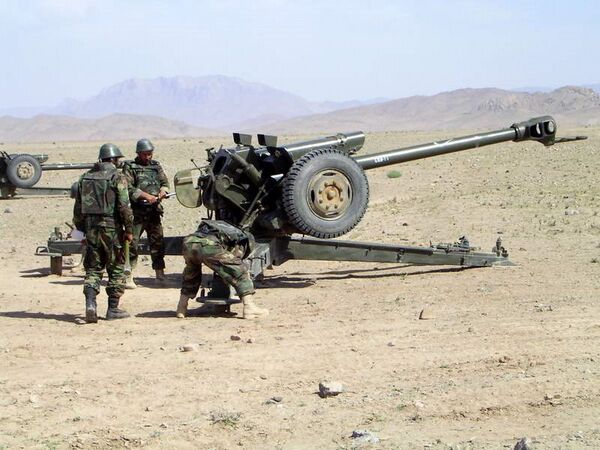 Операция против талибов. Архив