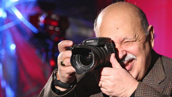 Фотожурналист Борис Кауфман, архивное фото