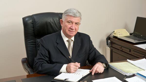 Глава администрации Краснодара Владимир Евланов. Архивное фото