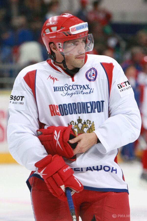 Хоккеист Павел Дацюк